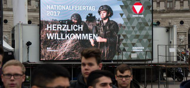 Tag der Schulen – Österreichisches Bundesheer
